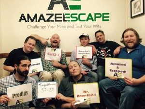 Escape Room in Arlington